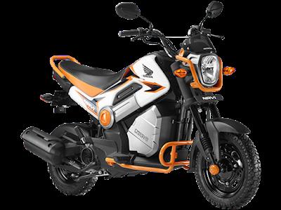 Honda Navi 2016 front image