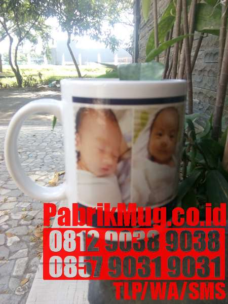 PHOTO PRINT ON MUG BOGOR