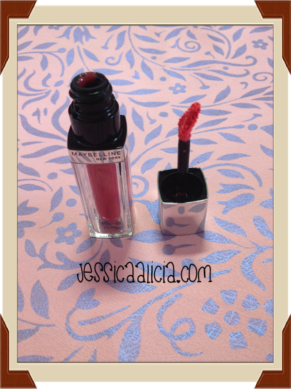 [Review & Swatch] Maybelline Color Sensational Lip Polish - Glam 2 by Jessica Alicia