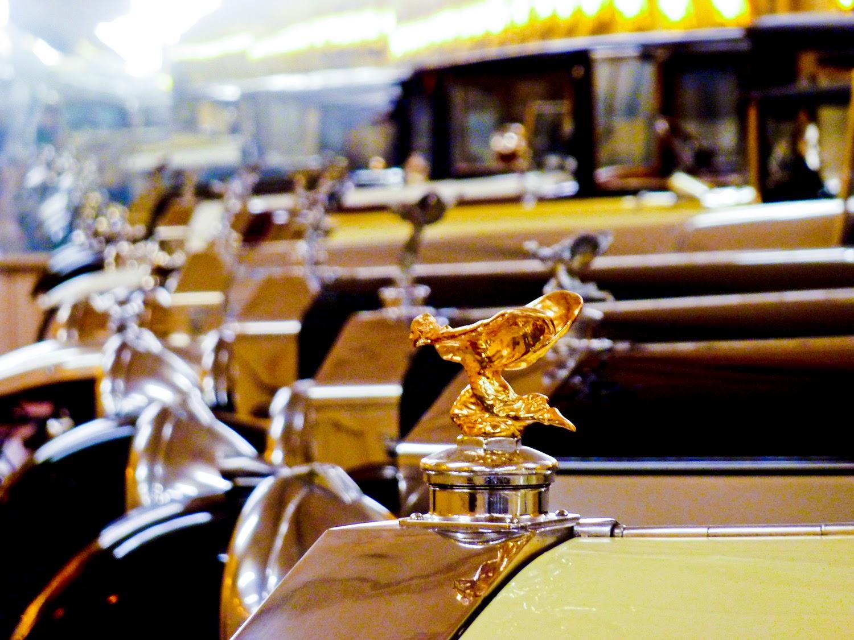 Galeria de Rolls-Royce Torre Loizaga