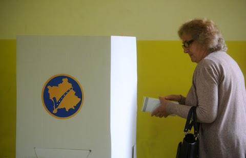 A szerb jelöltek győztek a vasárnapi észak-koszovói polgármester-választáson