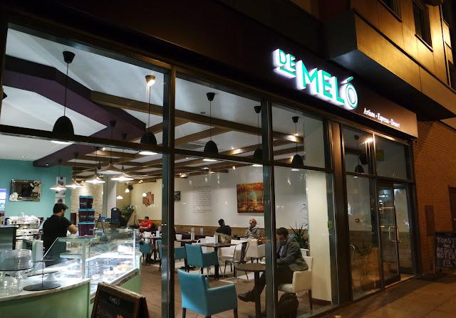 De Melo, Middlesbrough Food Review