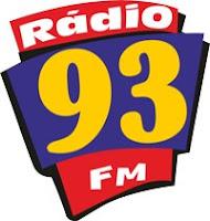 Rádio 93 FM, essa é show em Formosa Goiás