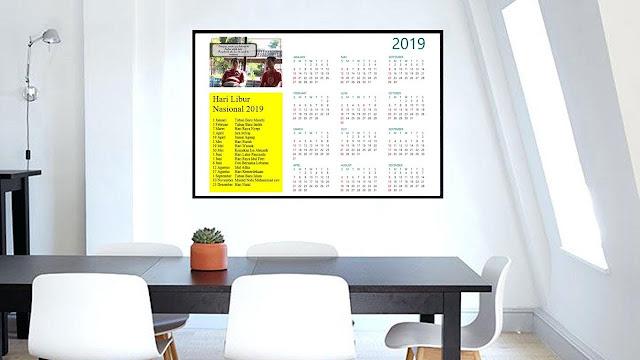 Cara praktis membuat kalender di Microsoft word + video