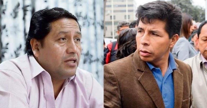 SUTEP liderado por Alfredo Velásquez, responde a Pedro Castillo y a docentes que atacan huelga indefinida