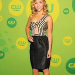 Annasophia Robb, Nina Dobrev and Willa Holland hit the Upfront CW press junket