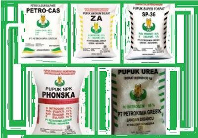 supplier resmi pupuk petrokimia di daerah sekitar Medan Sumut