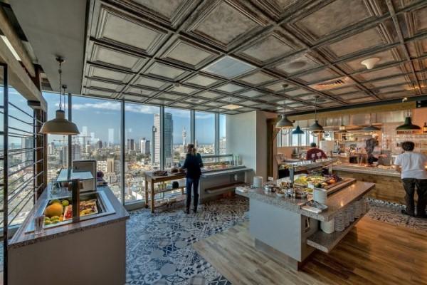 kitchen office space design