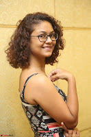 Actress Aditi Myakal Looks gorgeous in Sleeveless Deep Neck Top at Ami Tumi success meet ~  Exclusive 144.JPG