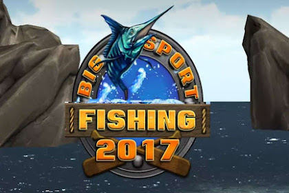 Big Sport Fishing 2017 v1.2.3 Mod APK Unlimited Money