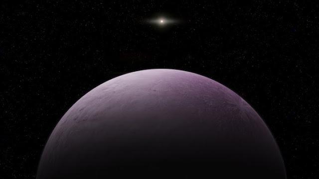 Ομάδα αστρονόμων ανακάλυψαν το πιο μακρινό σώμα  στο ηλιακό μας σύστημα