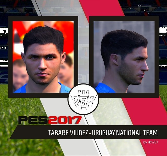 Tabaré Viúdez Face PES 2017