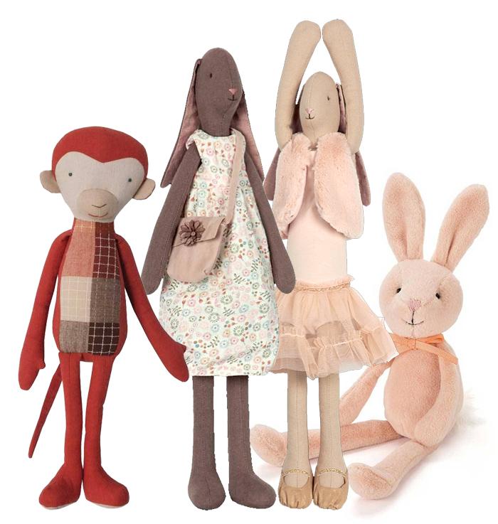 Maileg konijnen