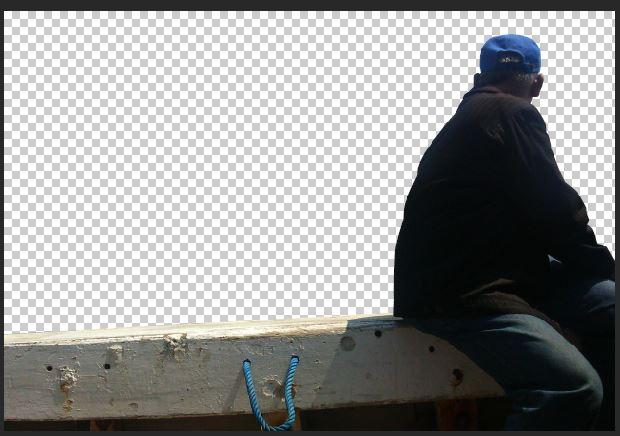 mengganti backgrond foto