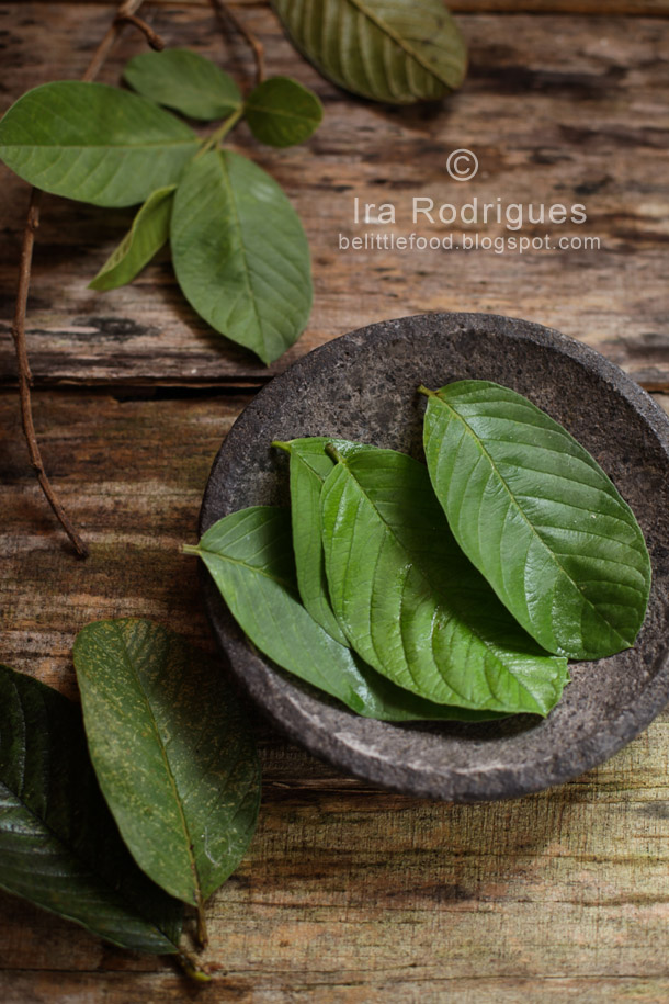 guava leaves herb from bali indonesia