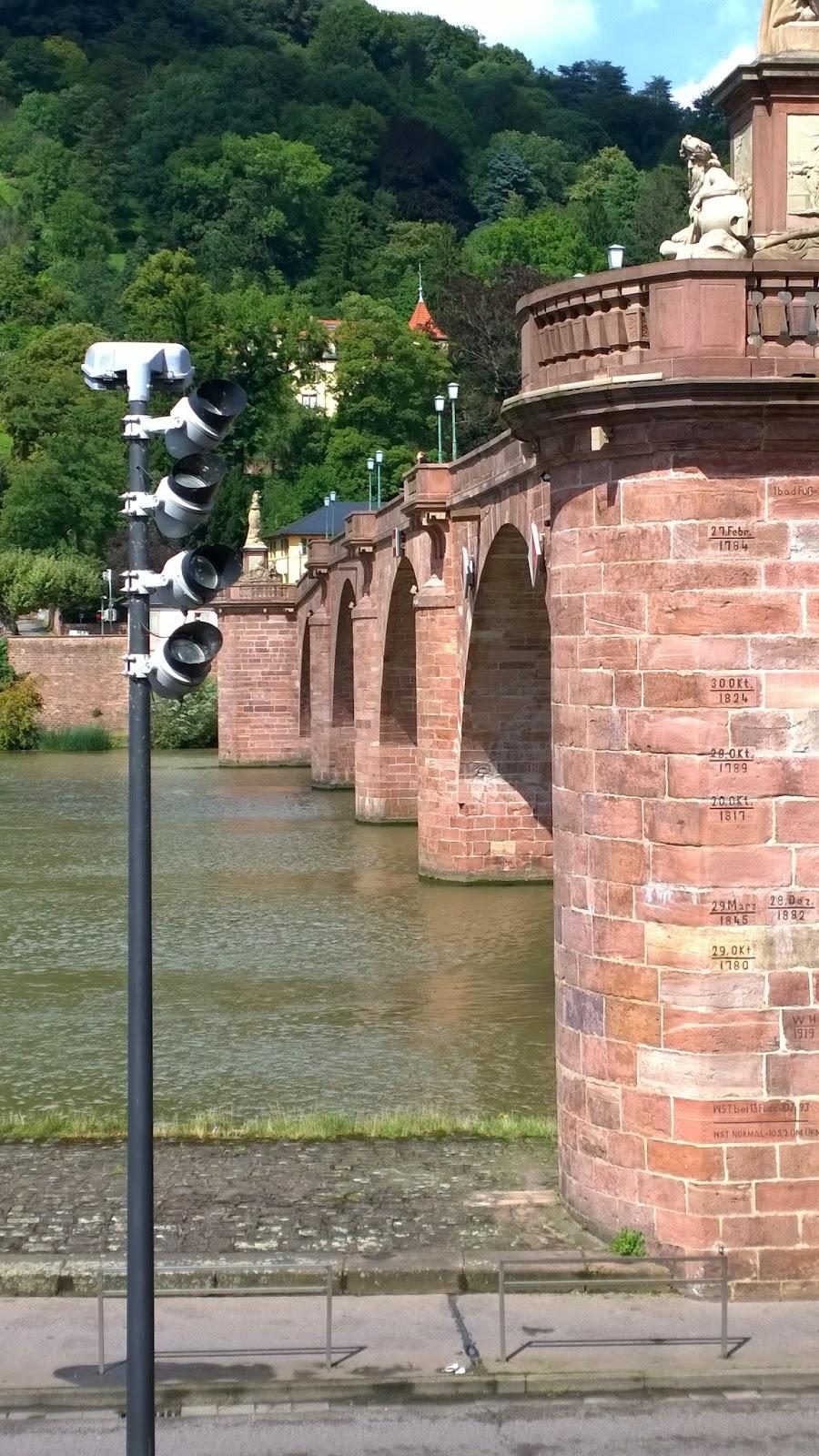 Heidelberg Bridge - Ponte - Bruecke