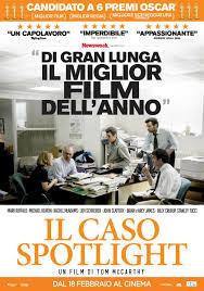 IL CASO SPOTLIGHT  RECENSIONE