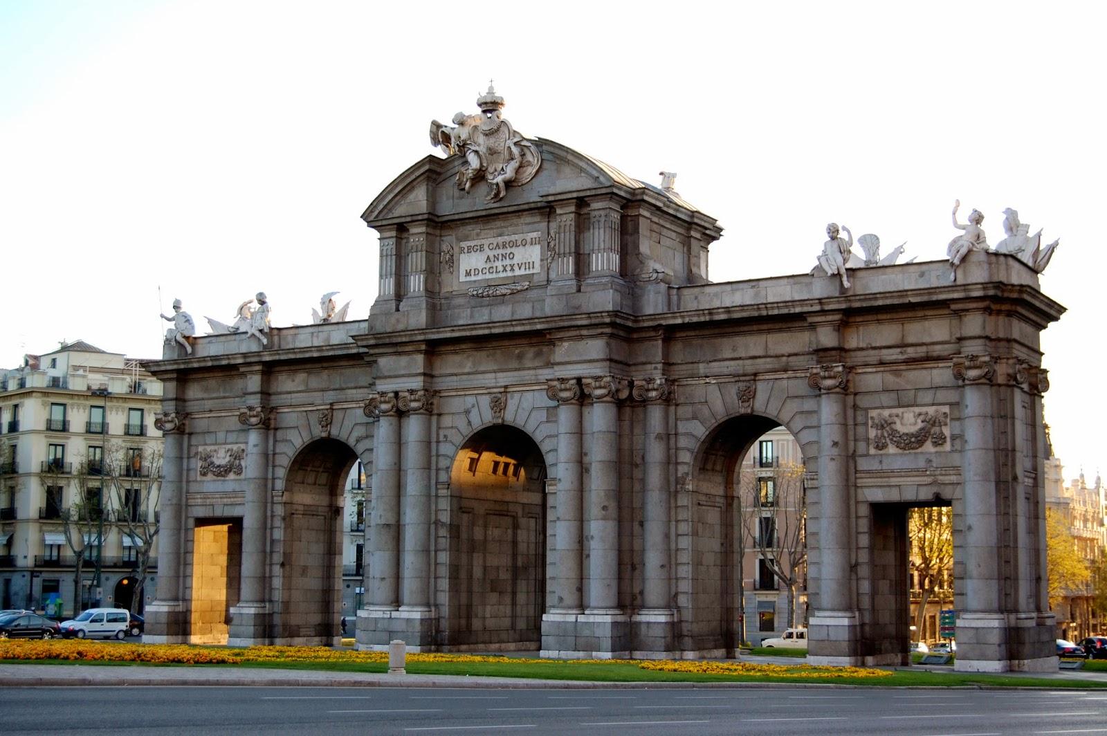 Curiosidades De Monumentos De Madrid Blog De Ricardo