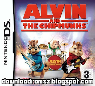 alvin chipmunks download ds rom