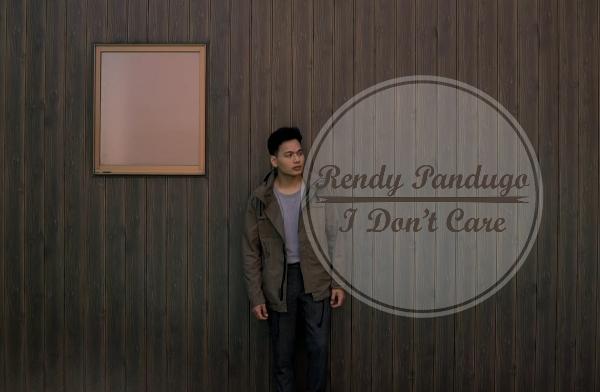 Lirik lagu Rendy Pandugo I Don't Care dan terjemahan