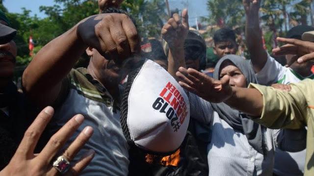 Gerindra: Jokowi Disosialisaikan Di Mana-Mana, Tapi #2019GantiPresiden Dipersulit
