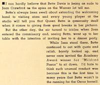 Bette Davis Joan Crawford