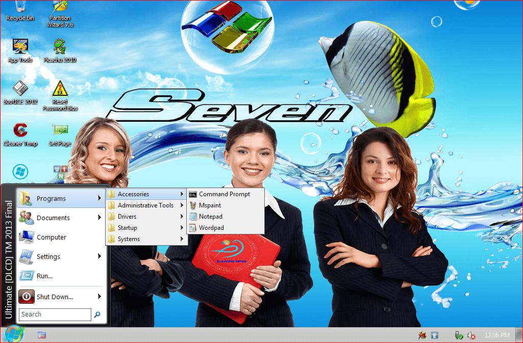 Windows portable