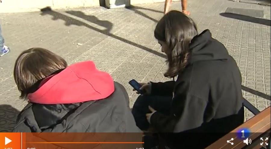 Ver vídeo sobre violencia de hijos a padre. Fuente: RTVE