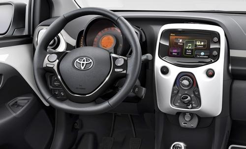 Toyota Aygo Blue Ocean Body Sport Concept 2016