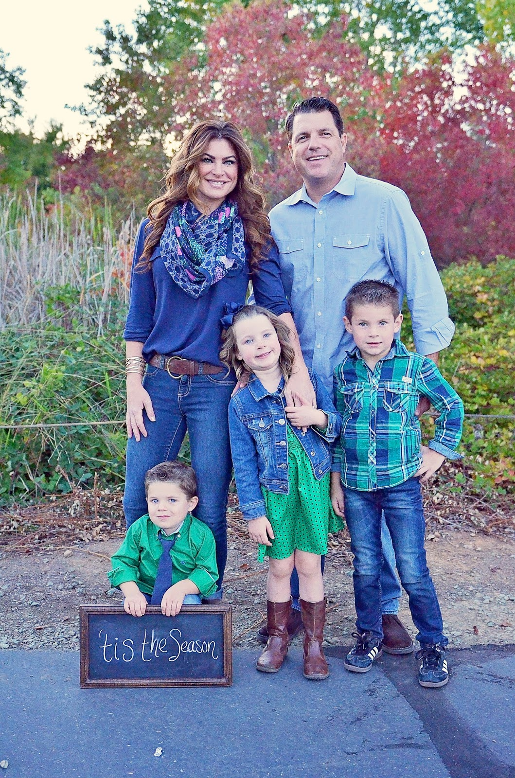 Fall Family Photos || What to wear {2015} || California ...