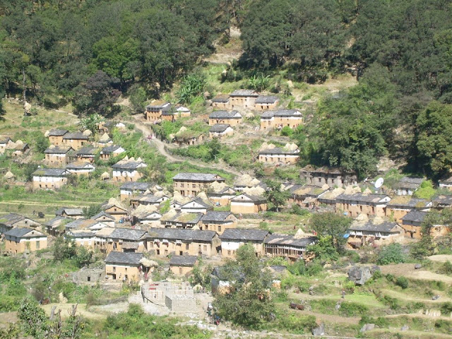 Chhanna Gadigaun Bajhang Nepal