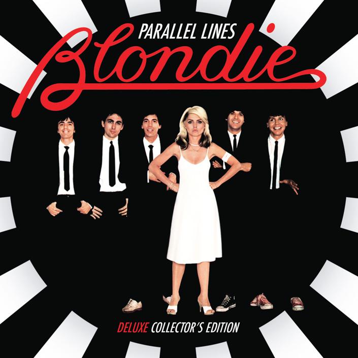 album covers galore  blondie  u2013 parallel lines  1978