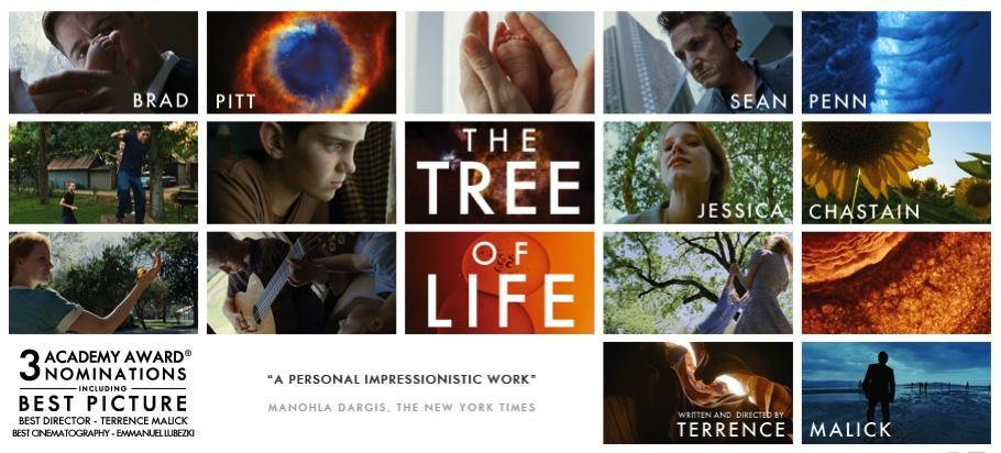 'Tree of Life' movie poster