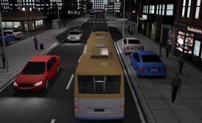 Bus Simulator PRO 2016 Apk v1.0-screenshot-3