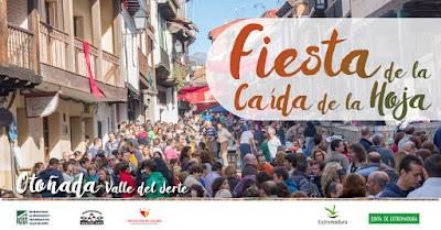 Fiesta de la Caída de la Hoja (5 de noviembre en Cabezuela del Valle)