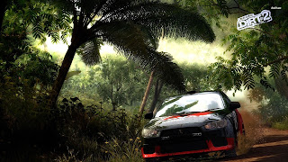 Colin McRae: DiRT 2 Desktop Wallpaper