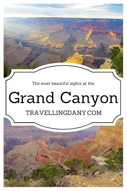 Grand Canyon   Grand Canyon photos   Grand Canyon Itinerary