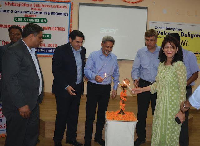 Sudha Rustagi College of Dental Sciences and Research, Dental Education Program in Faridabad