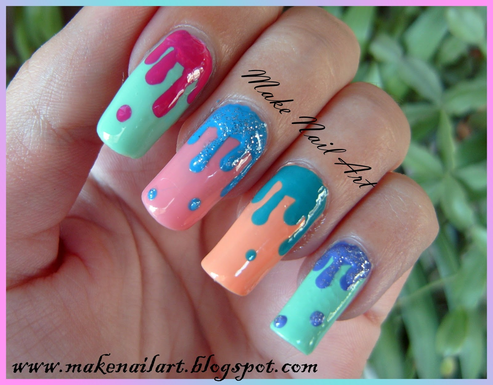 Make Nail Art: July 2013