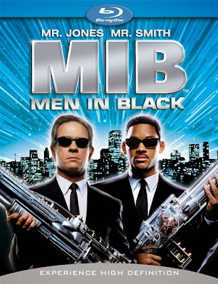 Film Bioskop Terbaru Men in Black 1997 BRRip Hindi Dubbed Dual Audio 300MB