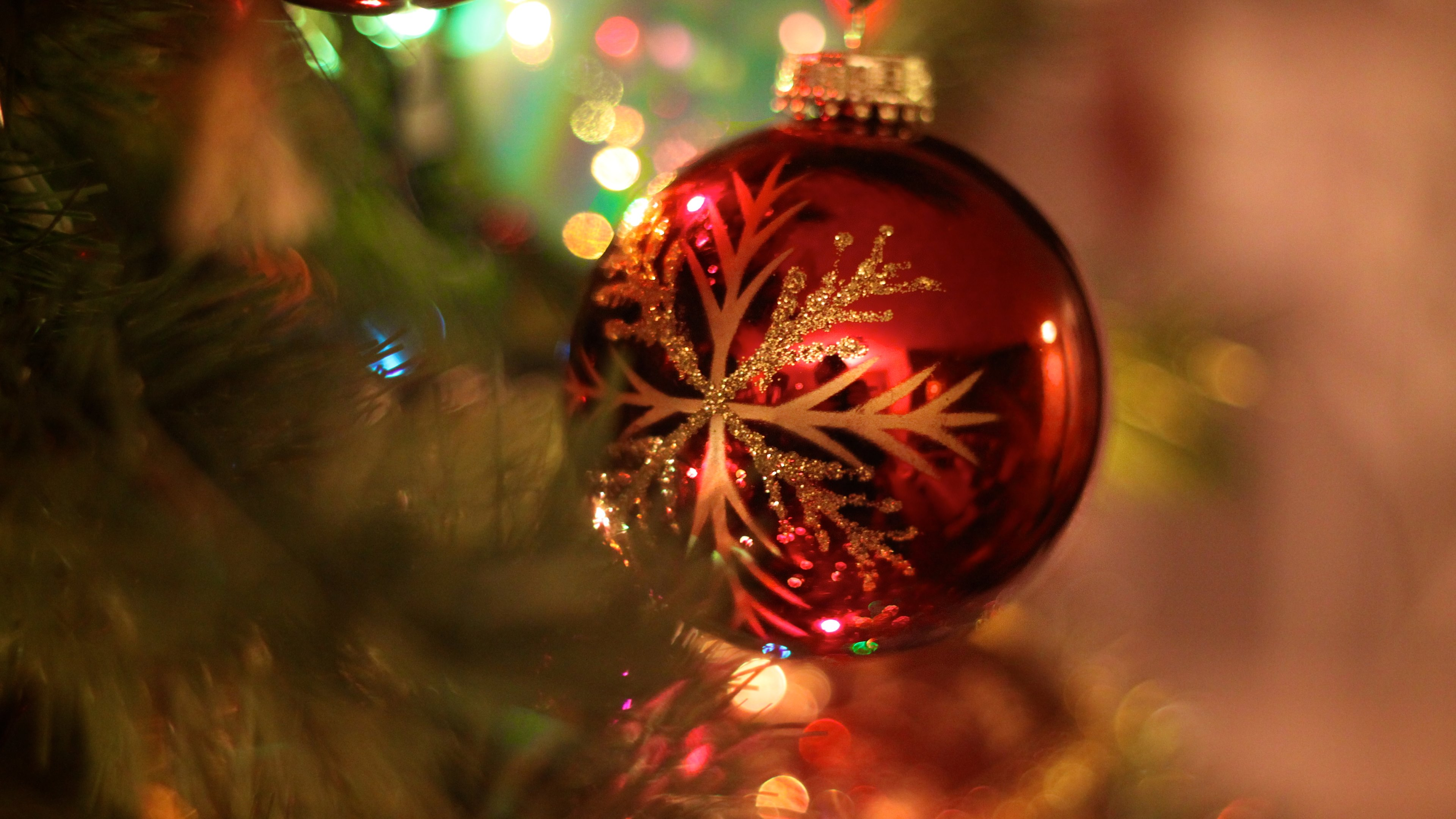 Merry Christmas. Happy Holidays | HD Wallpapers · 4K
