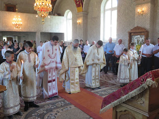 Parohia Ortodoxa Viile Tecii, Bistrita-Nasaud