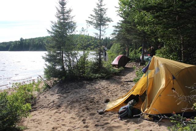Algonquin Park Camping Solo Otra Idea De Imagen De Muebles