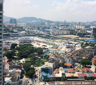 (吉隆坡) 燕美菜市場... 走進歷史