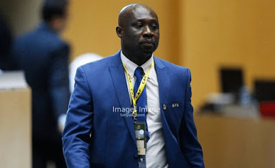 Ghana FA Vice President George Afriyie sacked
