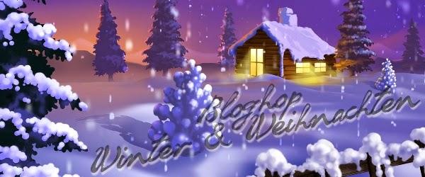 Lüftchen Basteln Mit Papier Und Stempeln Bloghop Winter