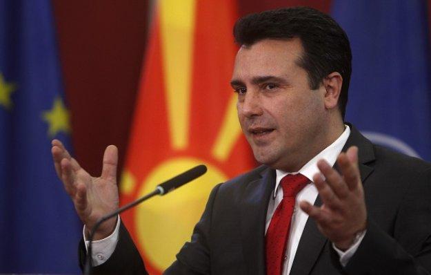 Με σκέτο «Μακεδονία» ξανά ο Ζ. Ζάεφ σε tweet