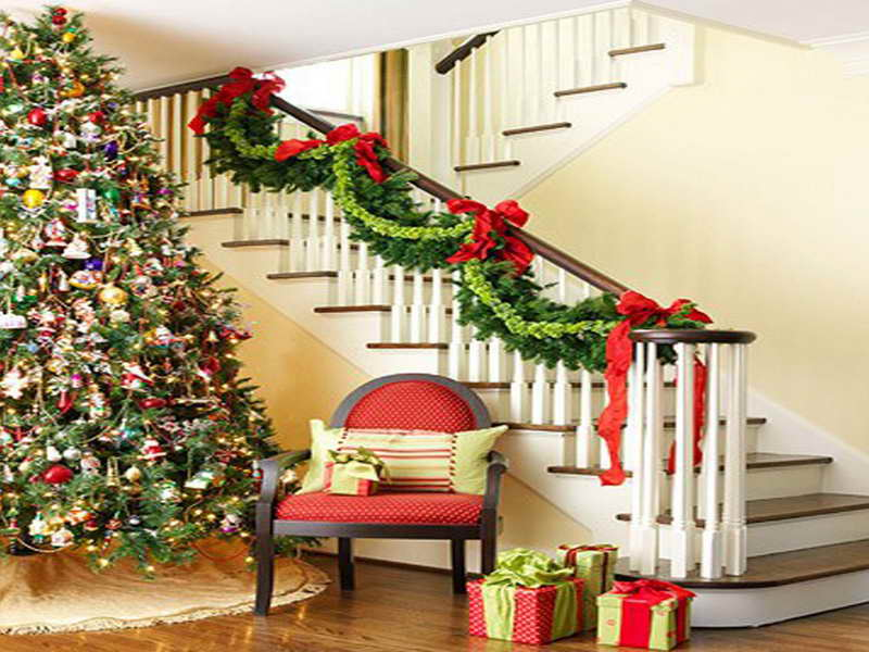Ideas To Decorate House For Christmas