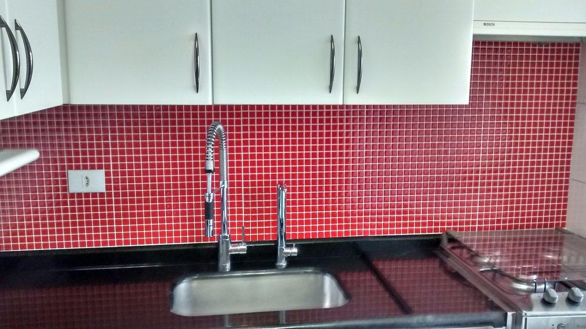 cozinha decorada pastilhas
