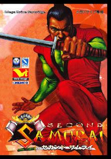 The Second Samurai (BR) [ SMD ]
